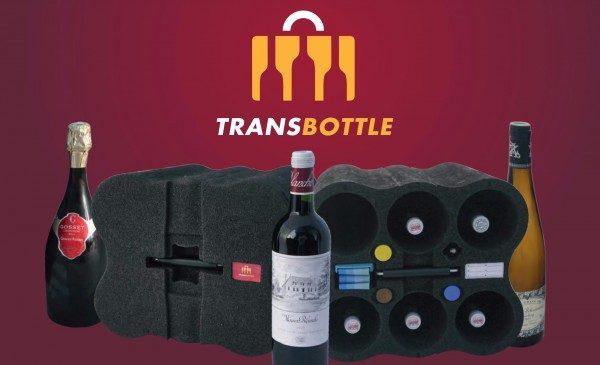 Охладителни чанти за транспортиране на вино Transbottle